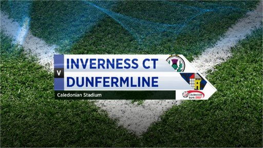 Highlights - Inverness CT 1-1 Dunfermline