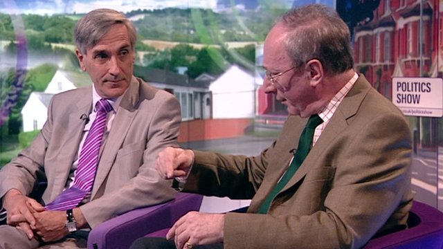 John Redwood and Sir Malcolm Rifkind
