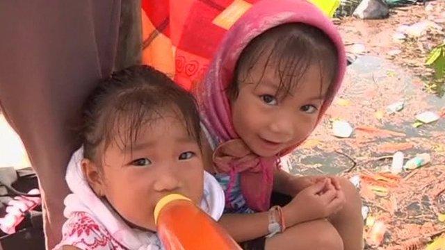 Children in Thailand