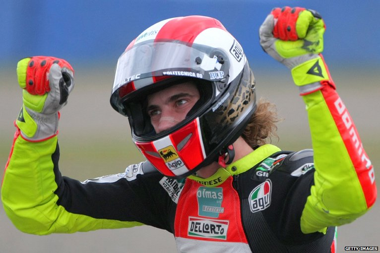Marco Simoncelli - Wallpaper Hot