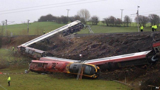 Inquest into fatal Cumbria train crash opens - BBC News