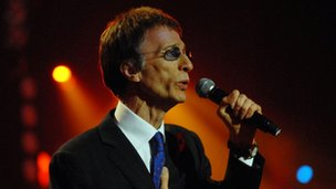 Robin gibb sexually incontinent