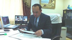 Kiikbay Eshmanov