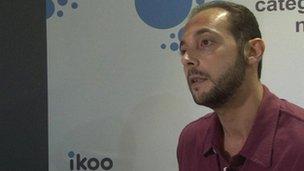 Ikoo's Hussam Khoury