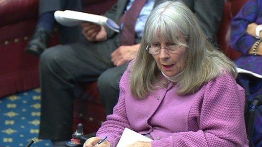 Baroness Masham