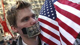 Occupy Wall Street protests, October 2011
