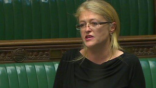 Conservative MP Laura Sandys