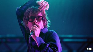 Pulp at the Reading Festival