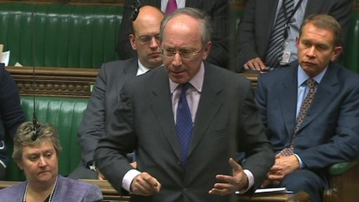 Sir Malcolm Rifkind