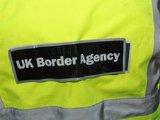 Border agency staff
