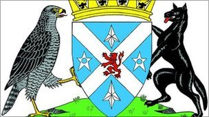 Stirling coat of arms
