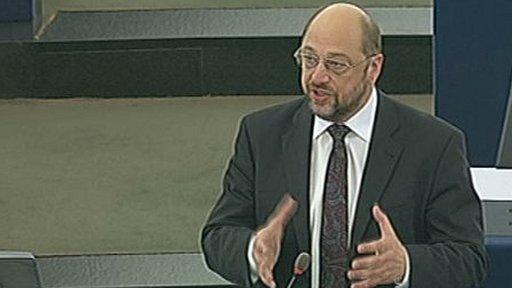 Martin Schultz MEP