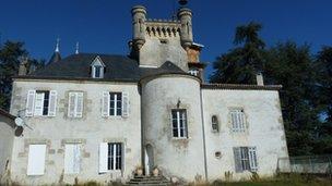 Chateau Latour Laguens