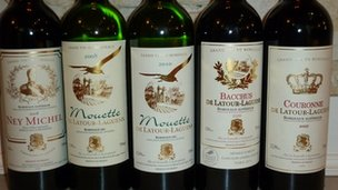 Chateau Latour Laguens wines