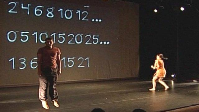 Portuguese dance company Instável