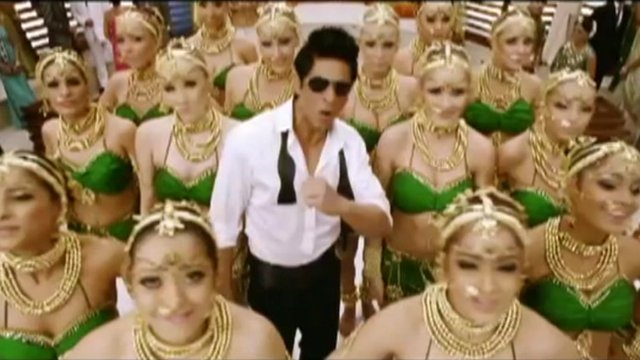 Dance scene from Ra One