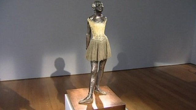 Little Dancer by Edgar Degas