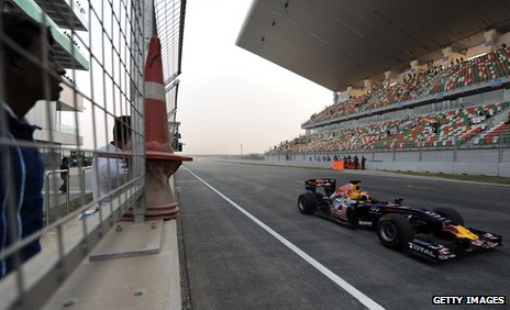 Formula 1 organisers are hopeful a late surge of ticket sales will fill the Buddh circuit for the first Indian Grand Prix
