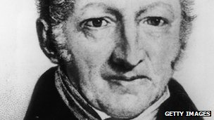Thomas Malthus