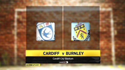 Cardiff v Burnley
