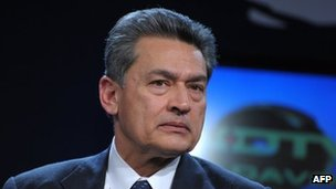 Rajat Gupta (image from 28 January 2010)