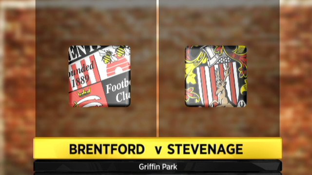 Highlights - Brentford 0-1 Stevenage