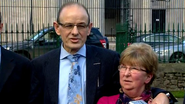 Andrew and Patricia Cardy