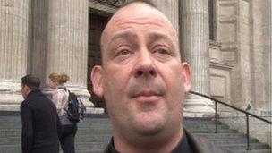 Canon Giles Fraser