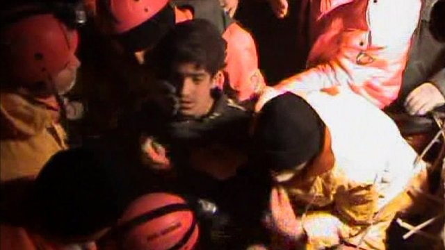 Turkey earthquake: Teenage boy found after four days