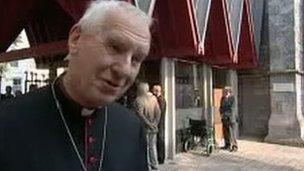 Bishop Christopher Budd