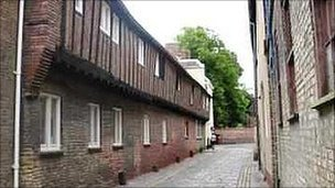 Hanse House (Borough Council of King&#039;s Lynn and West Norfolk)