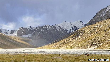 Pamir mountains, Afghanistan