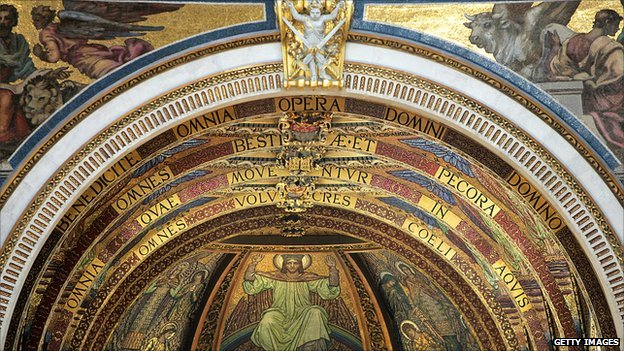 St Paul's fresco