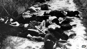 My Lai massacre victims file picture