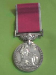 A British Empire Medal
