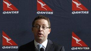 Alan Joyce, Qantas CEO