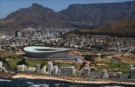 Cape Town's stadium