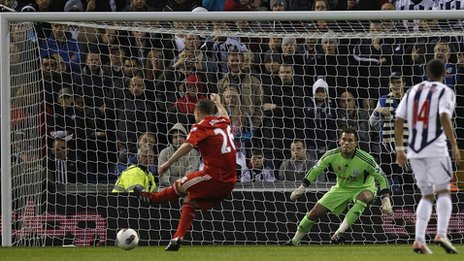 Liverpool's Charlie Adam