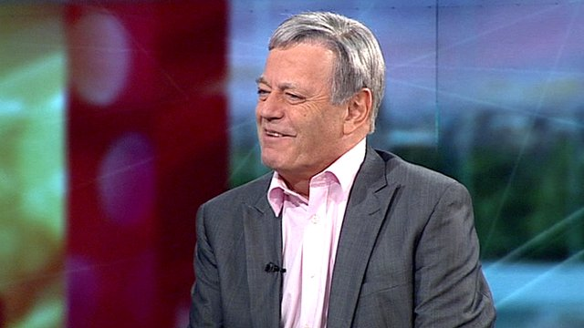 Tony Blackburn reflects on his memories of Sir Jimmy Savile