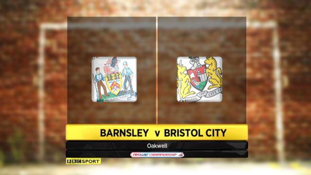 Barnsley 1-2 Bristol City