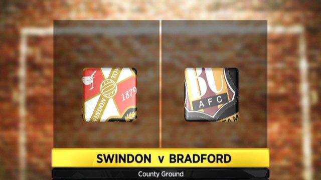 Swindon 0-0 Bradford