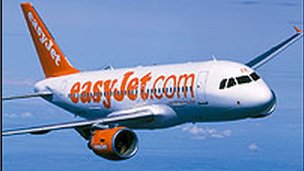 Easyjet starts a new route from Belfast to Manchester