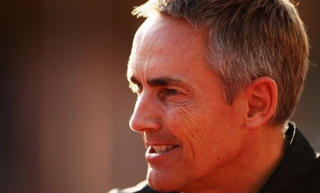 McLaren chief Martin Whitmarsh