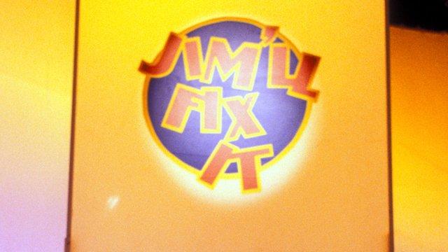 Jim'll Fix It logo