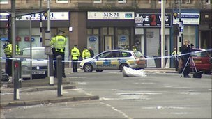 Bbc news kenneth andrews dies after 39 brutal 39 attack in for 16 royal terrace glasgow