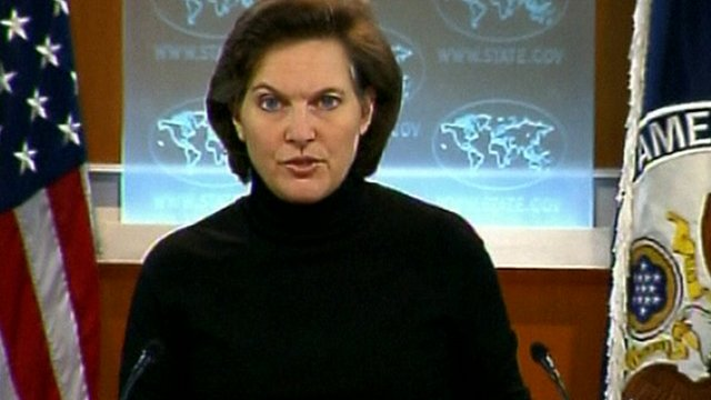 Victoria Nuland, US State department