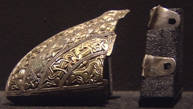 Anglo-Saxon treasure