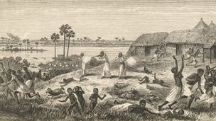 The Massacre of the Manyuema Women at Nyangwe
