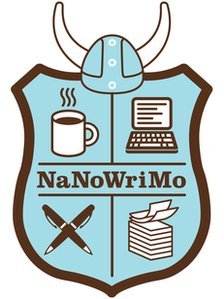 NaNoWriMo logo (Courtesy of National Novel Writing Month)