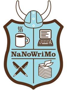 NaNoWriMo logo (Courtesy of National Novel Writing Month)